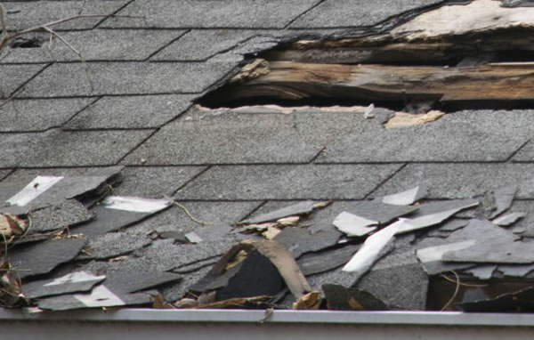 Time for Roof Repairs