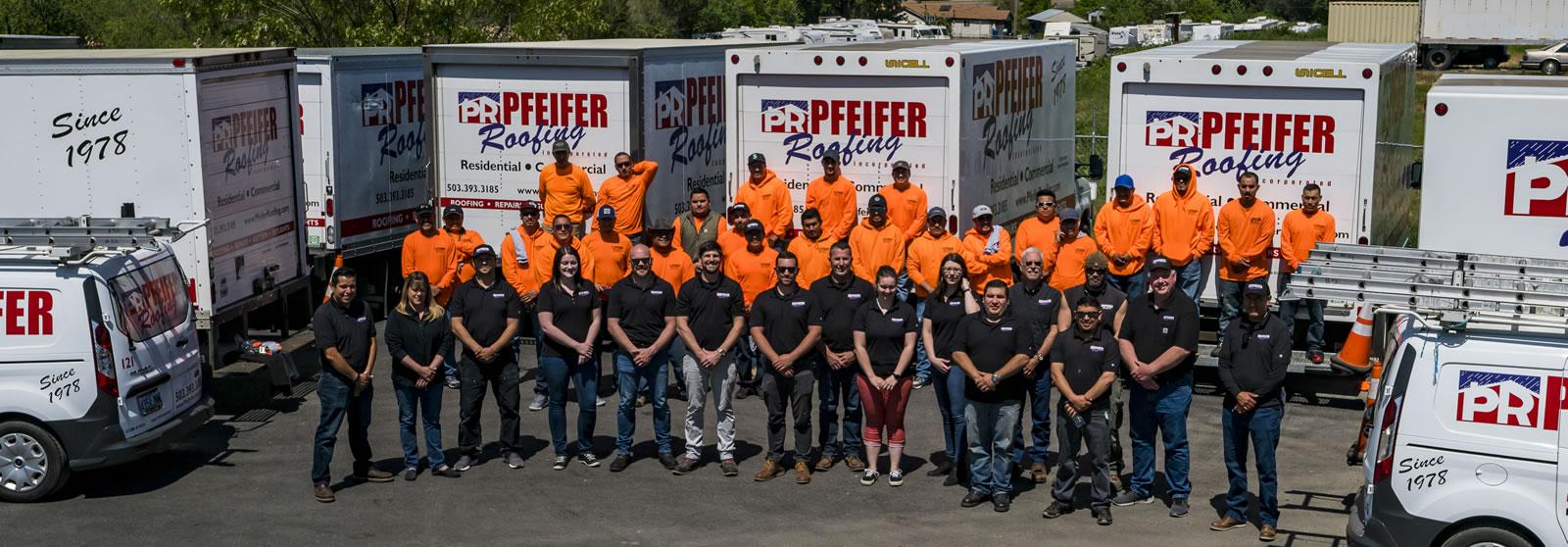 Pfeifer Team 2019