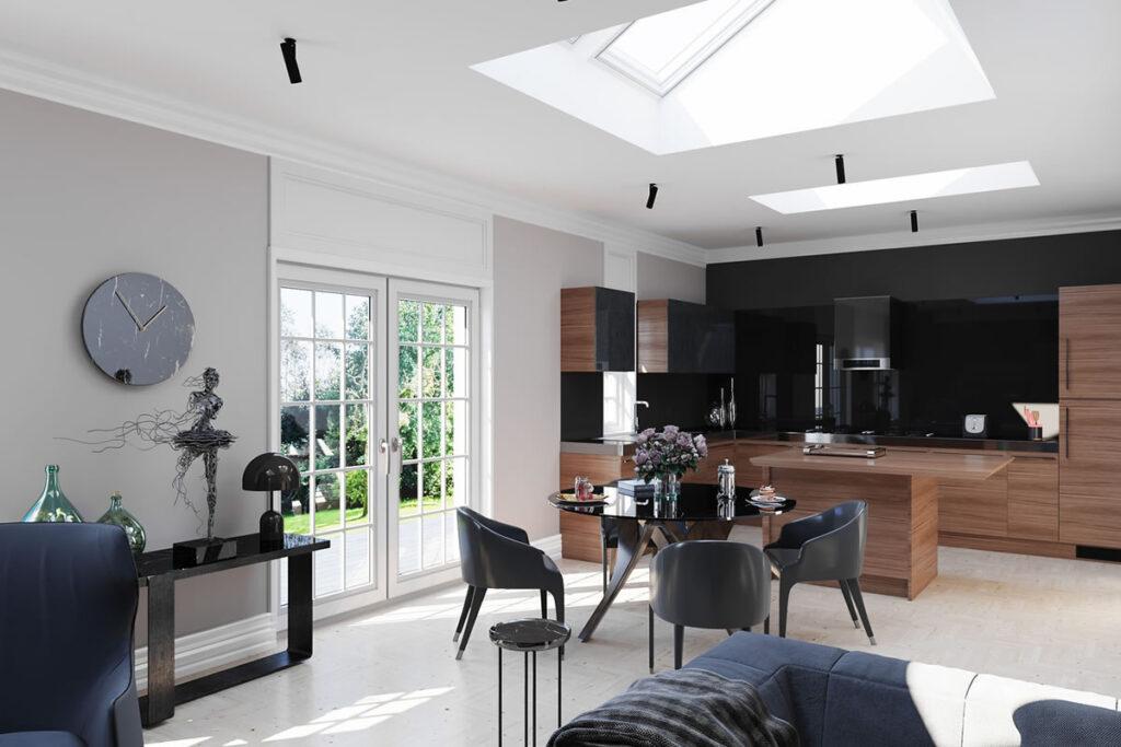 VELUX Living Room Skylight